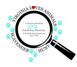 Virginia Loves Animals Scavenger Hunt Logo 1-4 (1)